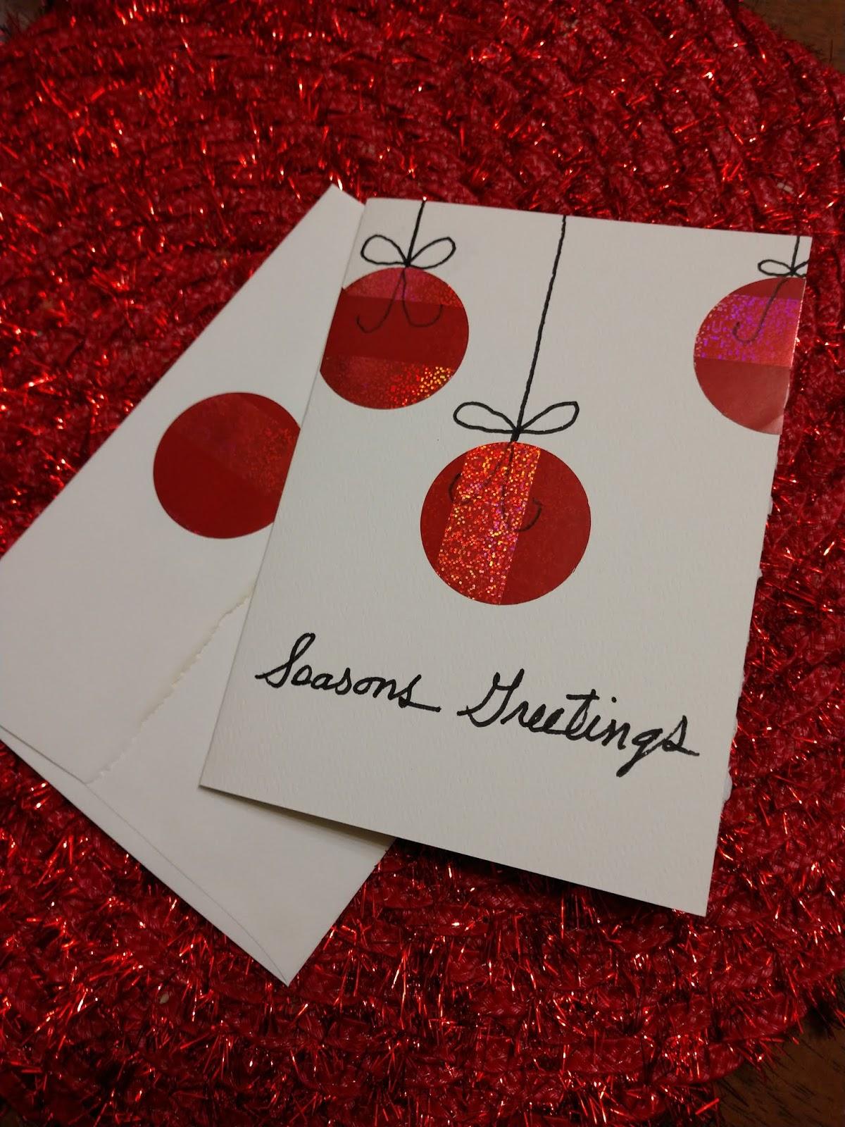 Artist Carol Labashosky Fine Art Christmas Greeting Cards Bring