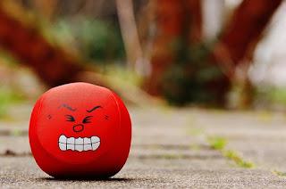 Wut und Depression