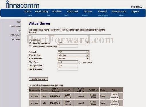 CCTV, ACCESS CONTROL, ICT, FIBER OPTIC: How to Port Forward