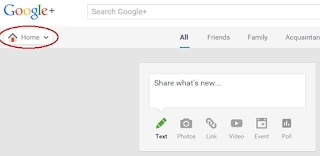 How to create google plus page