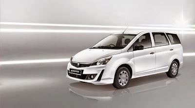 review mobil Proton Exora Star FL