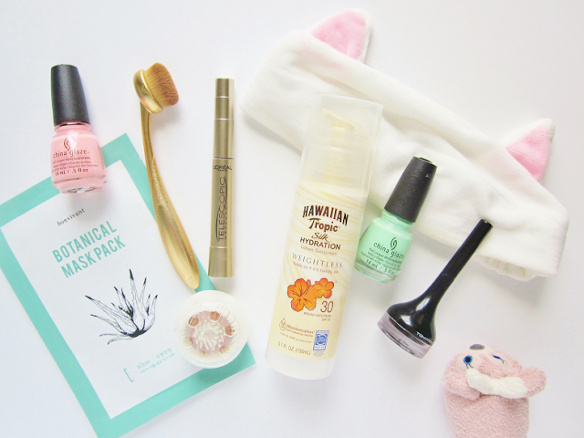 May 2016 Beauty Favorites