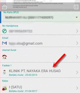 Ganti faskes bpjs via online