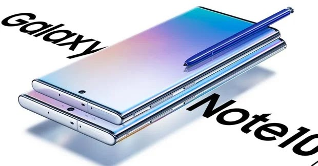 Samsung Galaxy Note 10 Spesifikasi