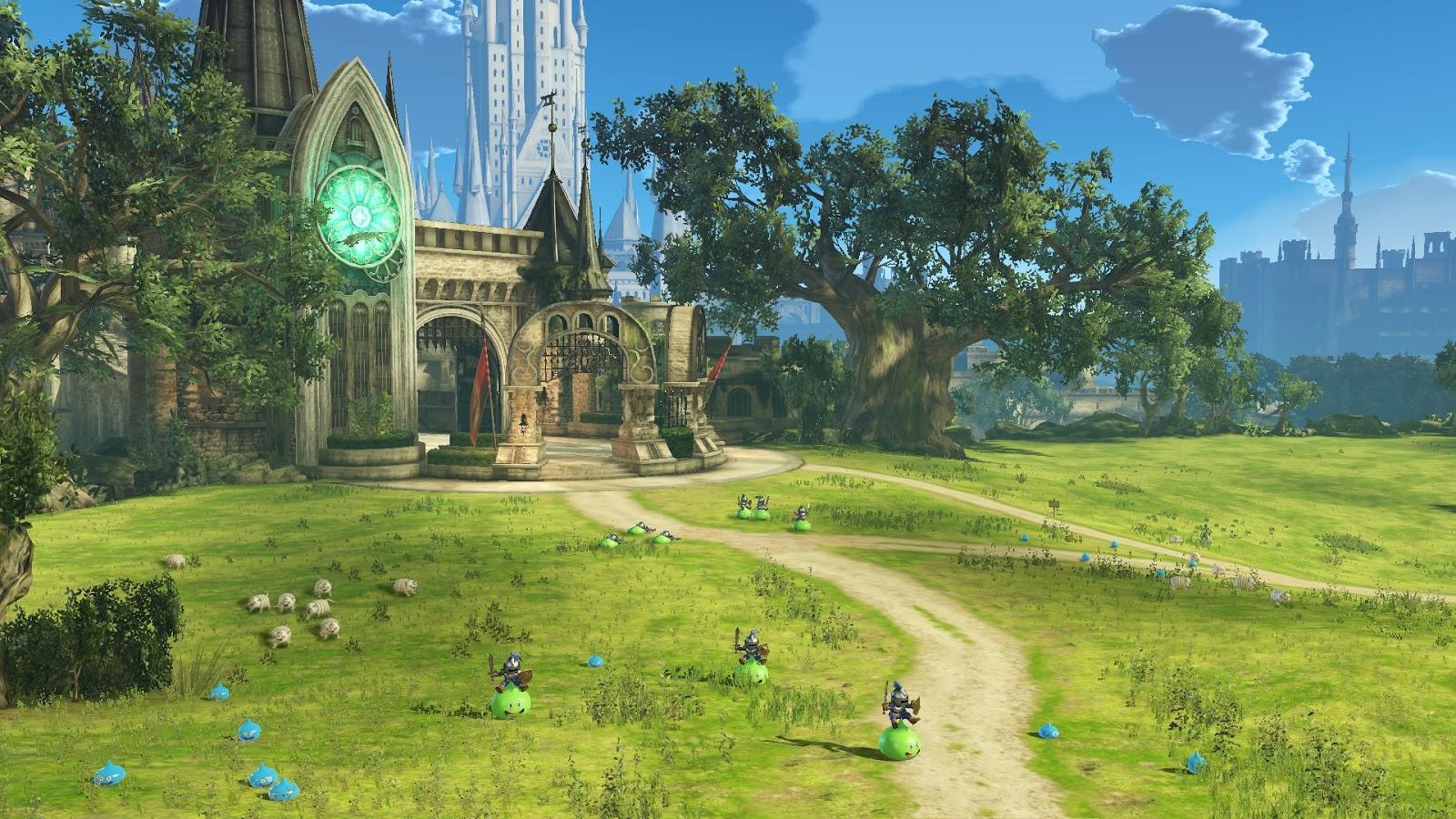 Dragon Quest Heroes II PC ESPAÑOL (CODEX) 5