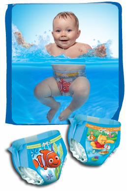 fe664db55dad Pañales Huggies de piscina: lo probamos | No es un desfile de modelos