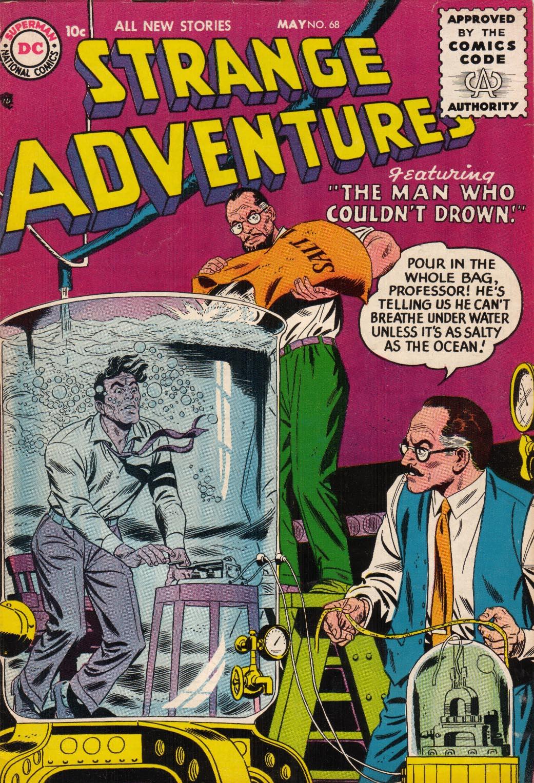 Strange Adventures (1950) 68 Page 1