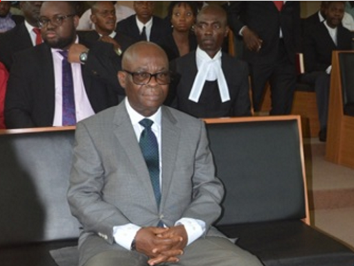 Reactions As CCT Sacks Onnoghen, Forfeits His 5 Bank Accounts