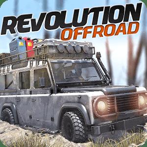 Revolution Offroad : Spin Simulation apk