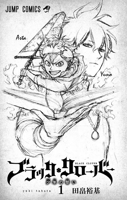 Black Clover Chapter 1 Bahasa Indonesia