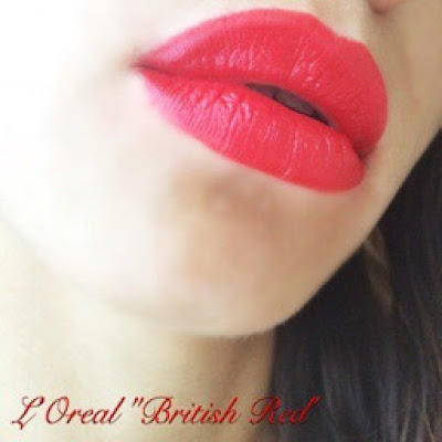 Son Môi L'Oreal Paris Colour Riche Lipcolour 350 British Red - SM028