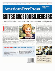 May 25, 2013: @ American Free Press –– Noon and Lakatos Interview