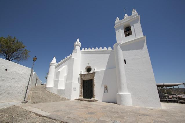 Mertola-Igreja Matriz