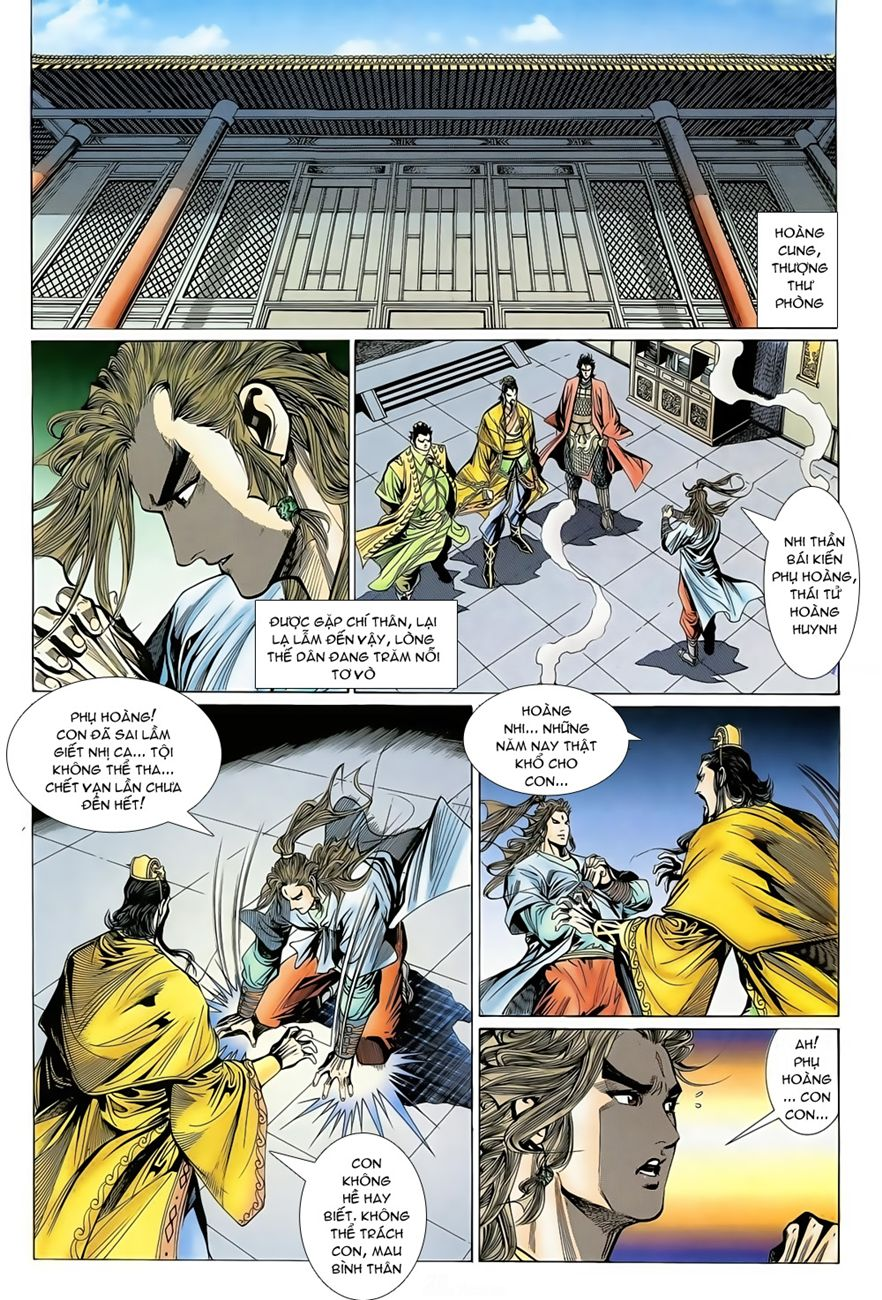 Đại Đường Uy Long chapter 72 trang 36