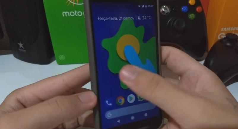 Cara Install Android Oreo 8 1 di MOTO G3 2015 (Pixel