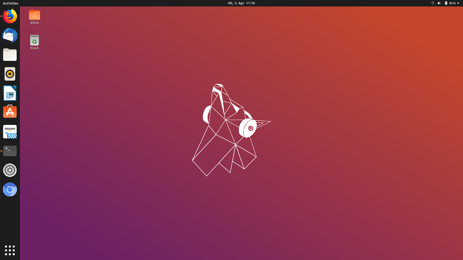 ubuntu 19.04 wallpaper