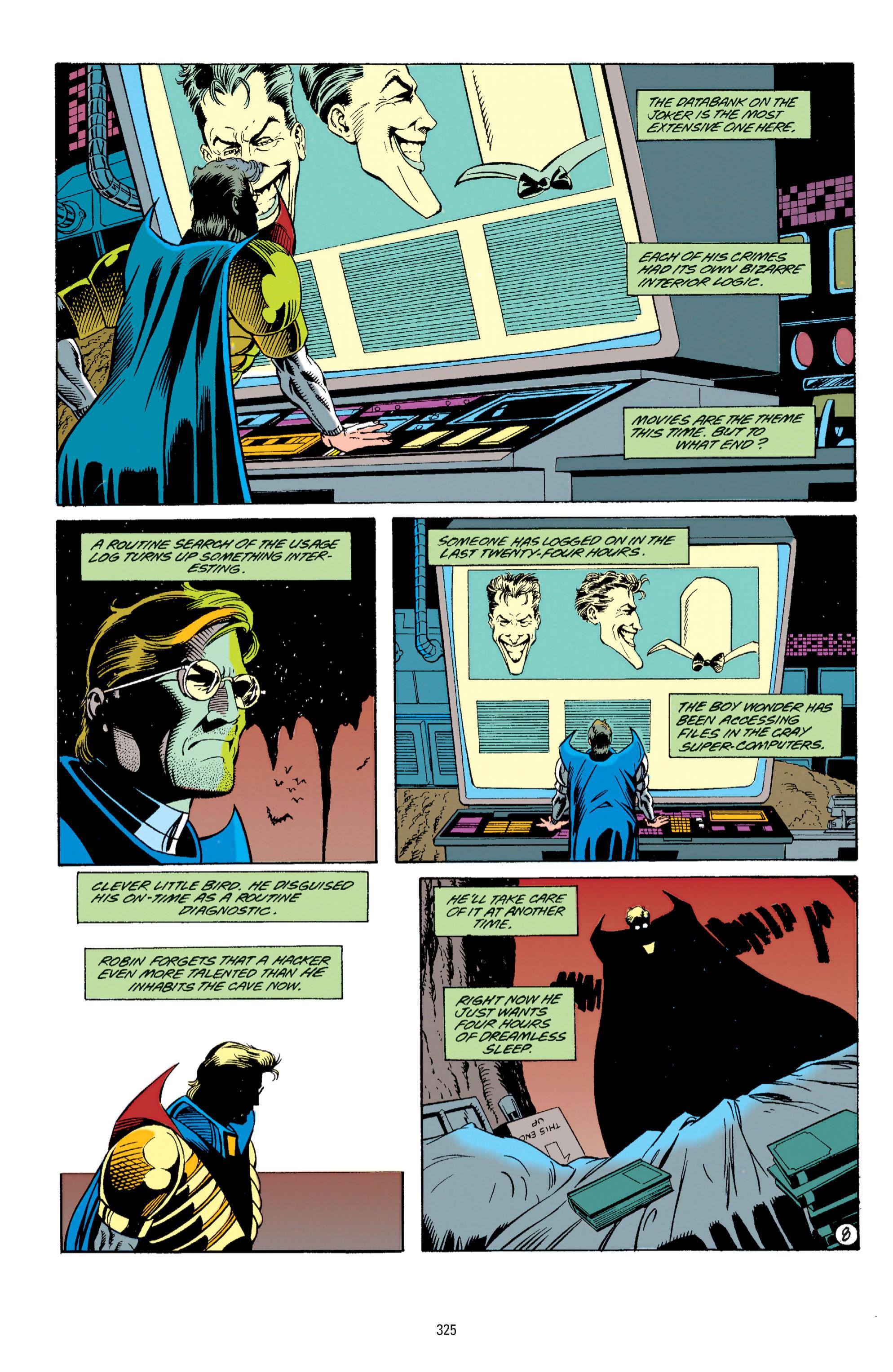 Detective Comics (1937) 672 Page 8