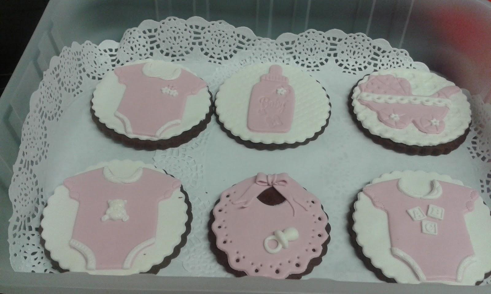 Cupcakes tenerife galletas para bautizo rosa - Cupcakes tenerife ...