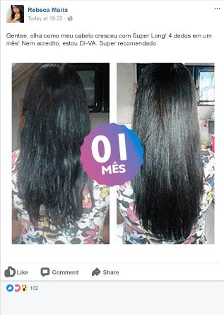 super long capsulas funciona faz o cabelo crescer