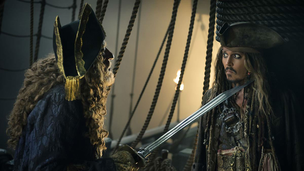 MOVIES: Pirates of the Caribbean: Dead Men Tell No Tales - Review