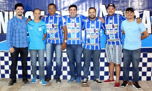 Ypiranga apresenta nova diretoria e projetos para o ressurgimento do clube