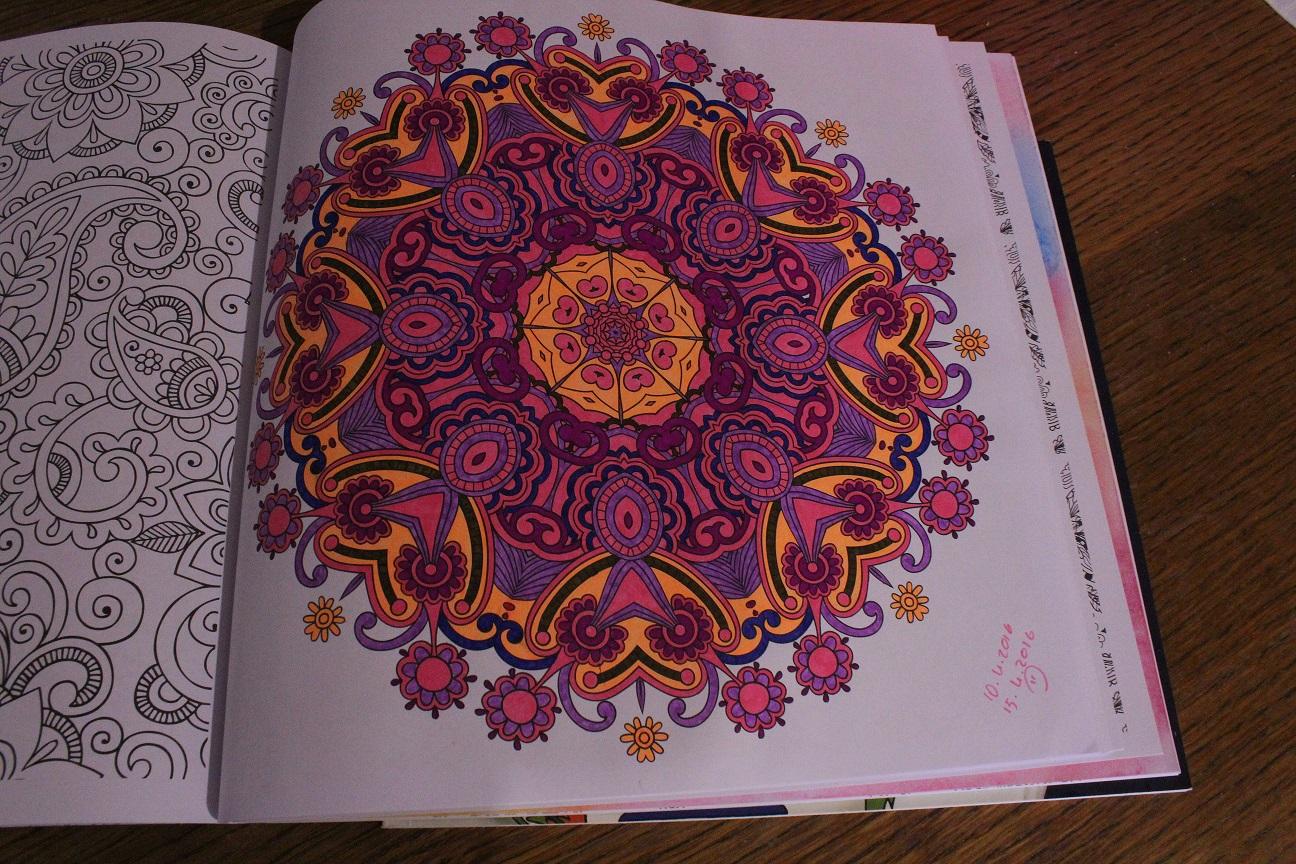 Esintiler Ve Anlar Dört Mevsim Boyama Kitabıbüyükler Için Boyama4
