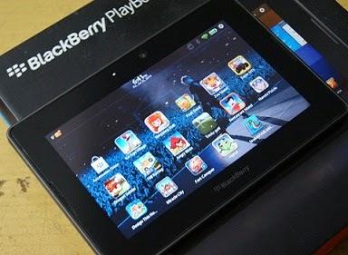 harga blackberry playbook