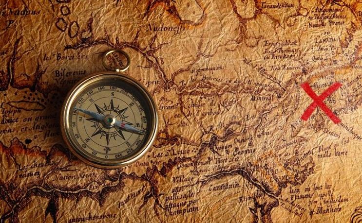 Ini 10 Lokasi Harta Karun Paling Menakjubkan di Dunia