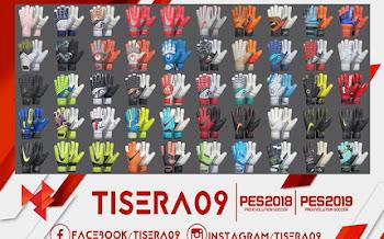 GlovePacks | PES2017 |  PES2018 | PES2019 | By Tisera09