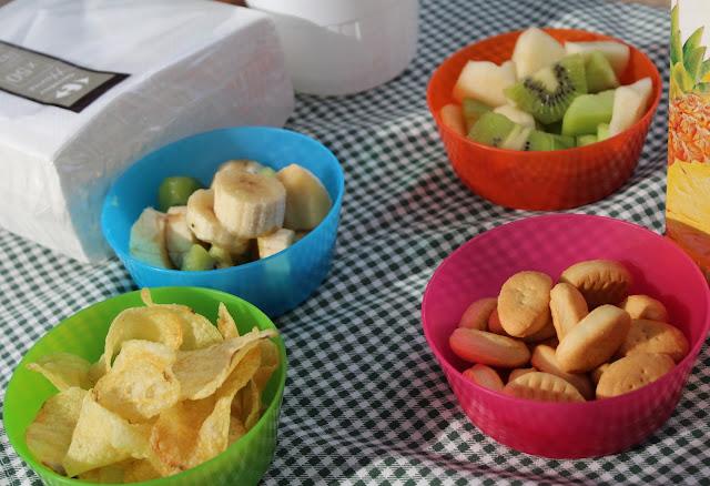 comida para un picnic