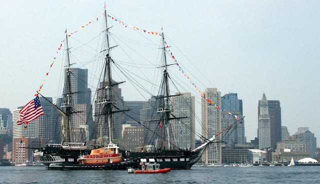 U.S.S Constitution que visitar en boston
