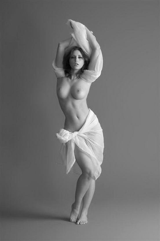 Fotografas de desnudos de Ruslan Lobanov