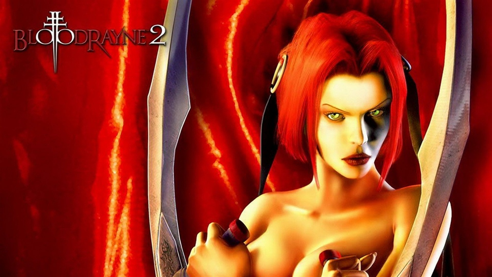 BloodRayne 2 PC Download Poster