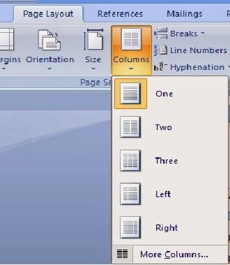 gambar ikon Columns