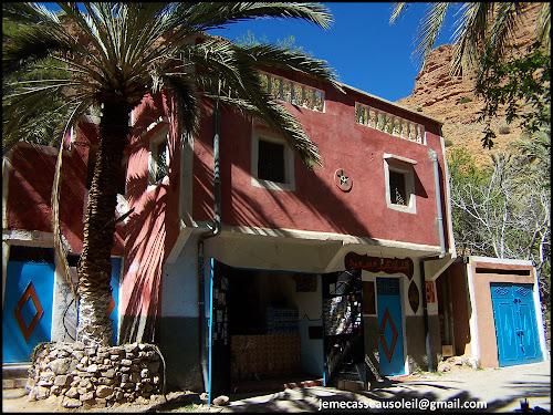 Auberge à Aït Mansour