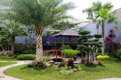 Foto tukang taman mewah surabaya