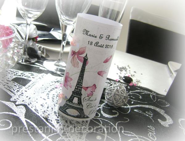 Ma décoration de mariage