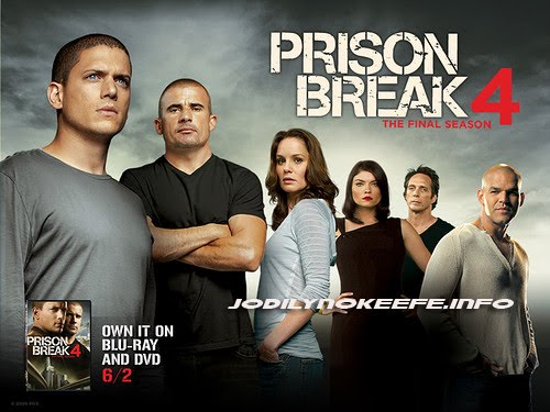 Random Reviews Prison Break Season 4