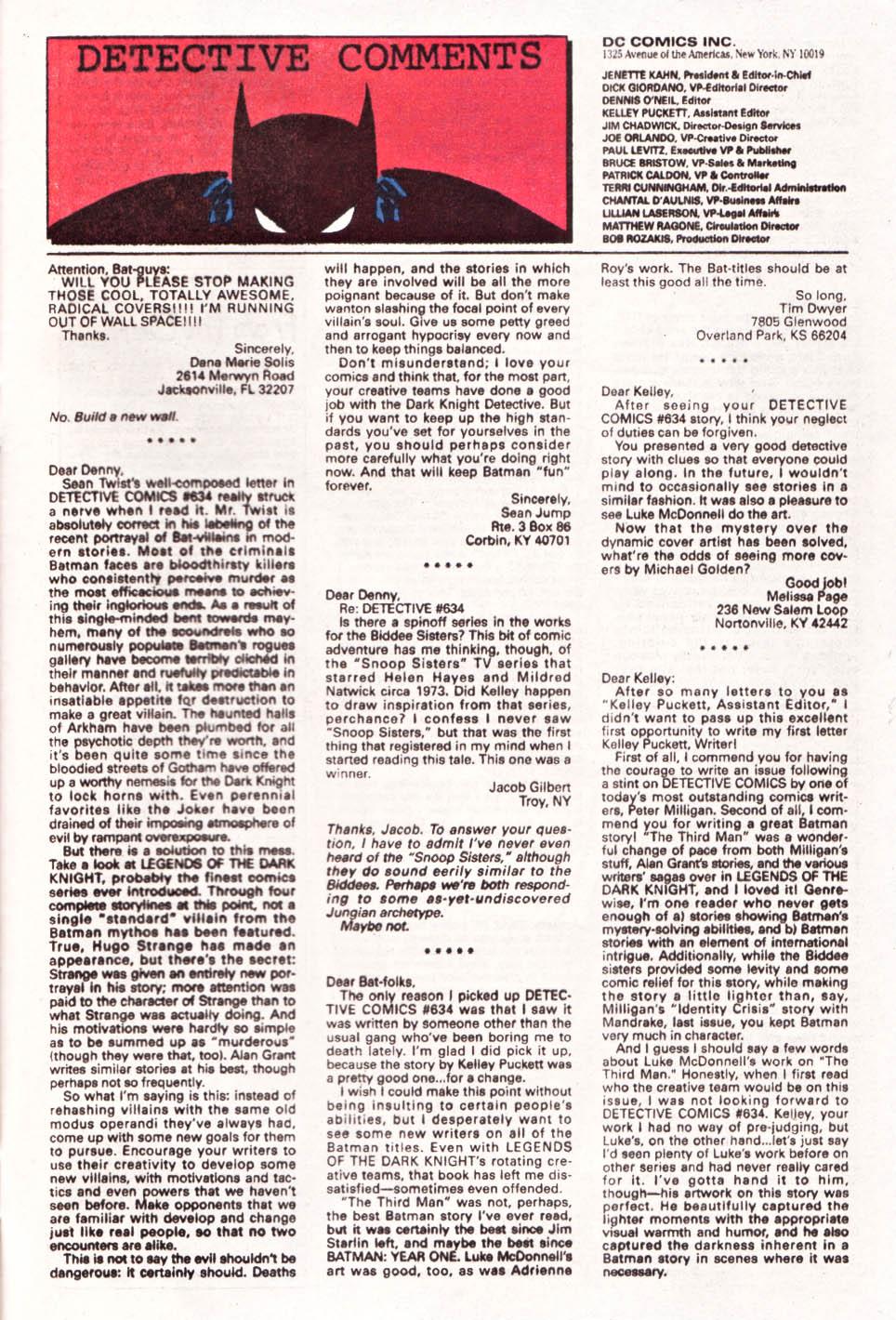 Detective Comics (1937) 640 Page 23
