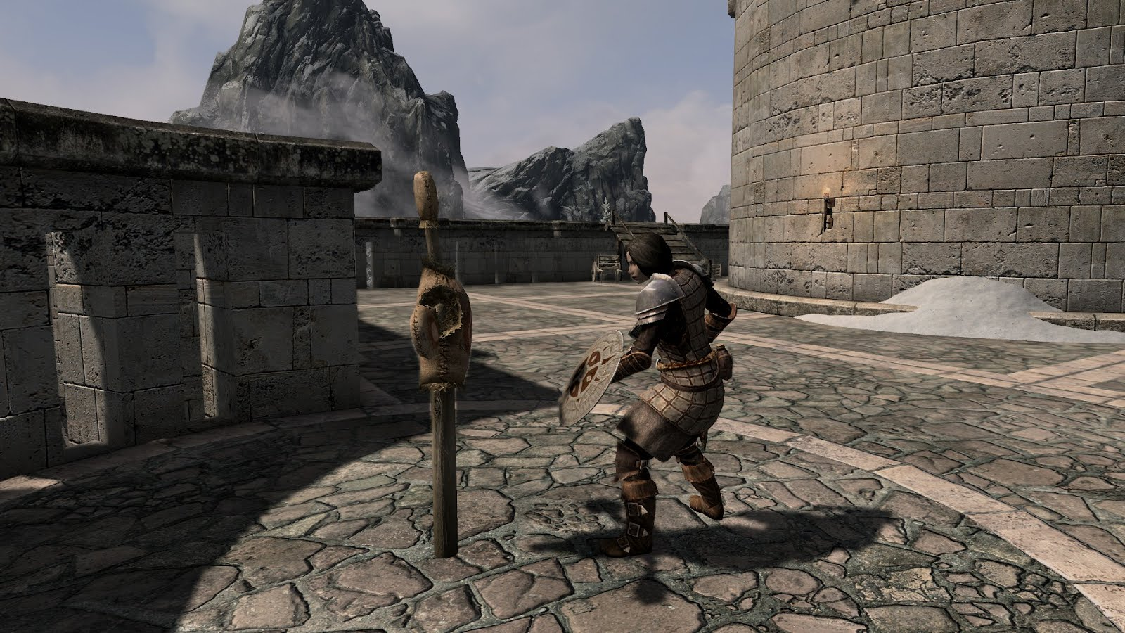 Martin James Mods: Skyrim - Fort Dawnguard Overhaul