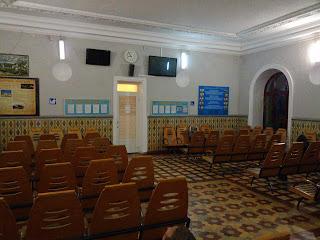 Миргород. Залізничний вокзал