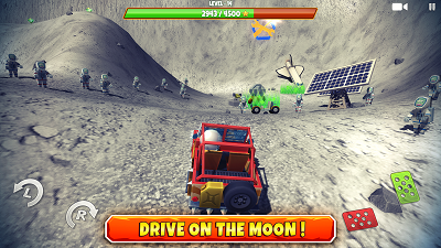 Download Zombie Offroad Safari Mod Apk Unlimited Money 1.2.1 Terbaru