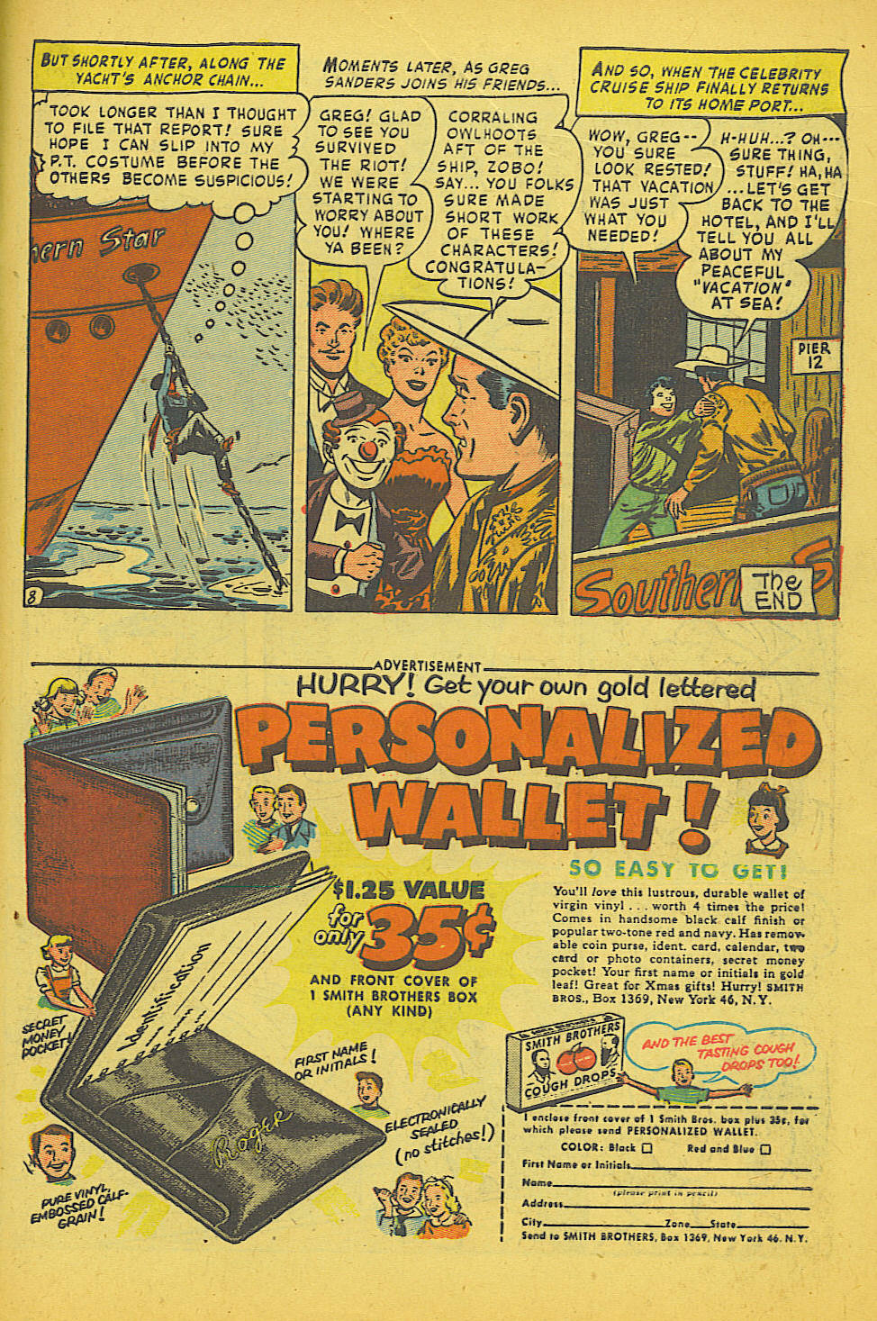 Read online Action Comics (1938) comic -  Issue #175 - 41