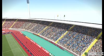 PES 2019 Stadium Rajko Mitić by BalkanPESBOX