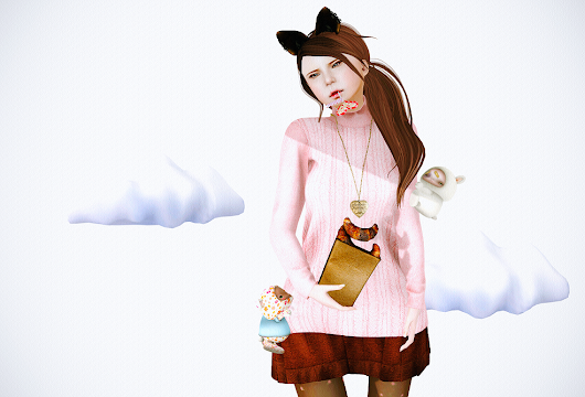 SL EXTRAVAGANZA: clouds – a better place