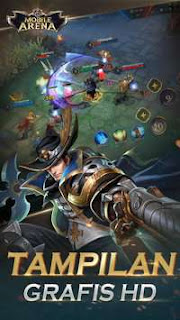Mobile Arena Action MOBA - wasildragon.web.id
