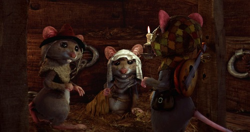 Ghost of a Tale Story