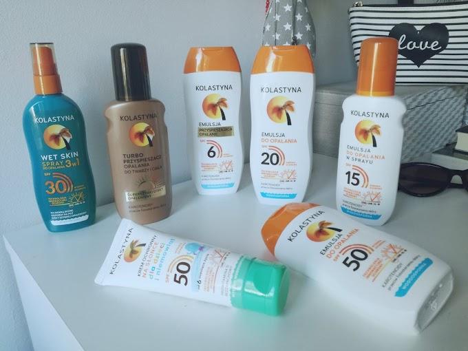 KOLASTYNA | Jak chronić skórę przed słońcem
