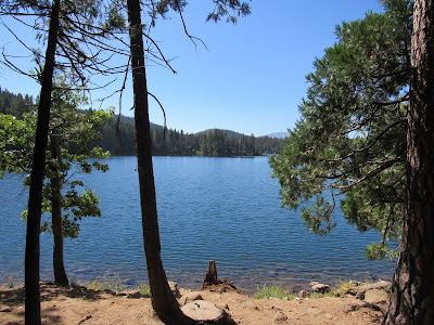 Lake Britton California