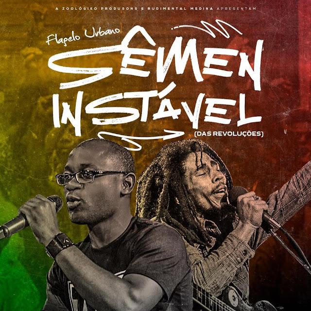 """""""Sêmen instável das revoluções"""", é o mais novo single do rapper angolano Flagelo Urbano"""